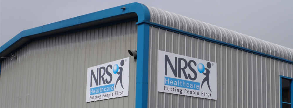 NRS Healthcare External Signs