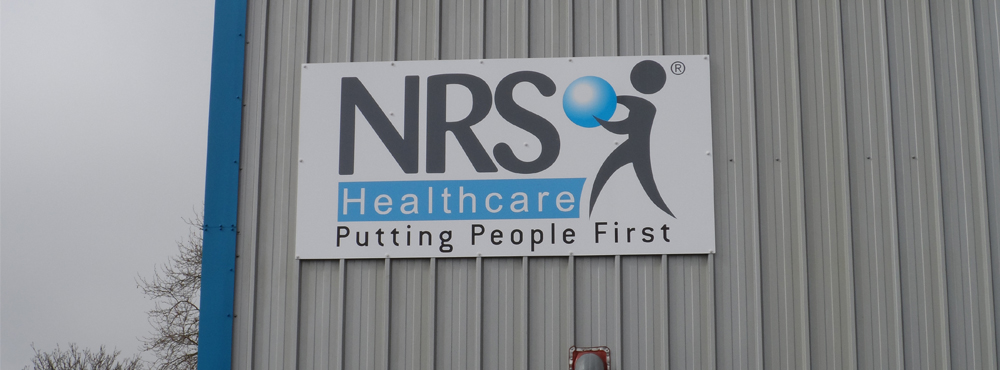 NRS Healthcare Signage