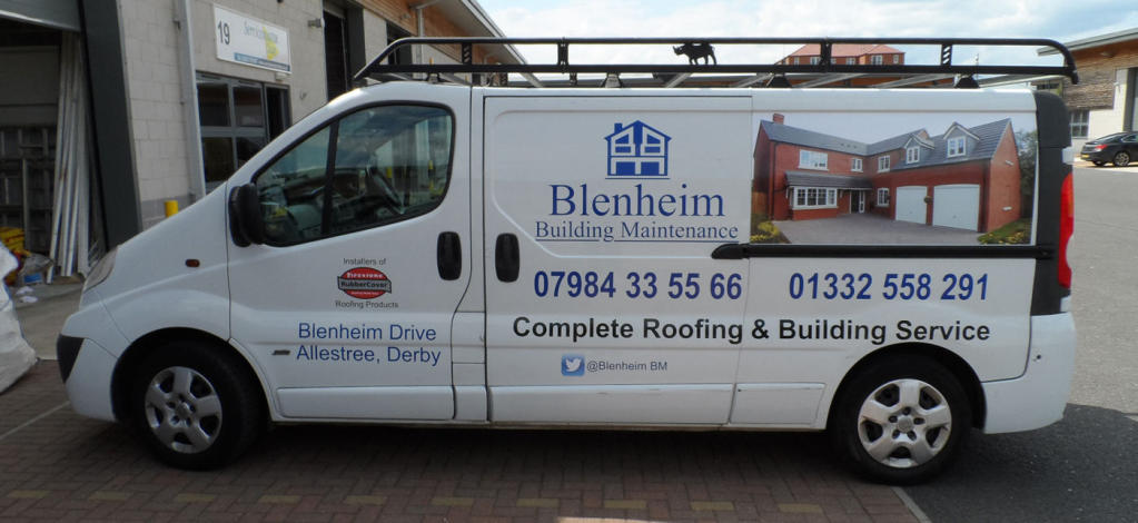 Blenheim Building Maintenance