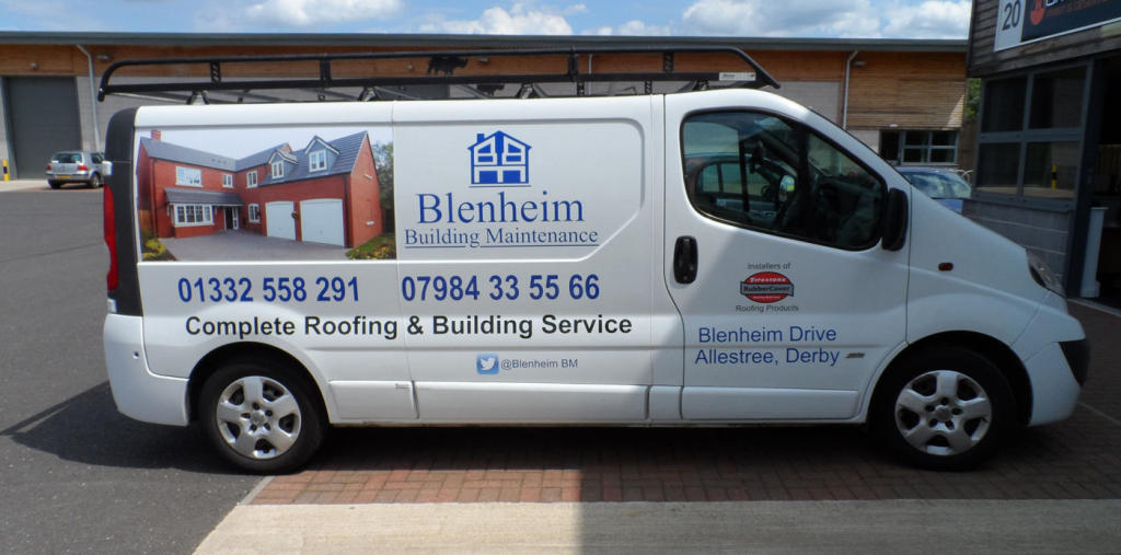 Blenheim Building Maintenance