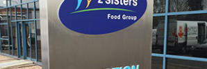 2 Sisters Stainless Steel Totem