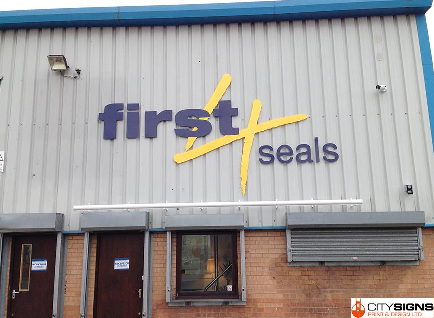 first-4-seals-external-signage
