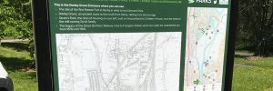 Outdoor-information-signage-darley-open-spaces-derby